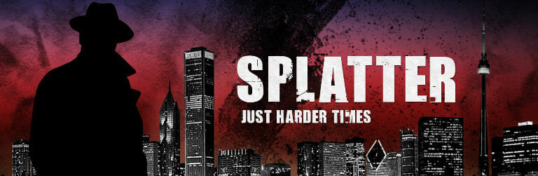 Interview with Thomas Schulze – Creator of Splatter