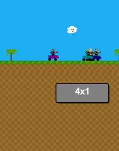 html5 educational game question