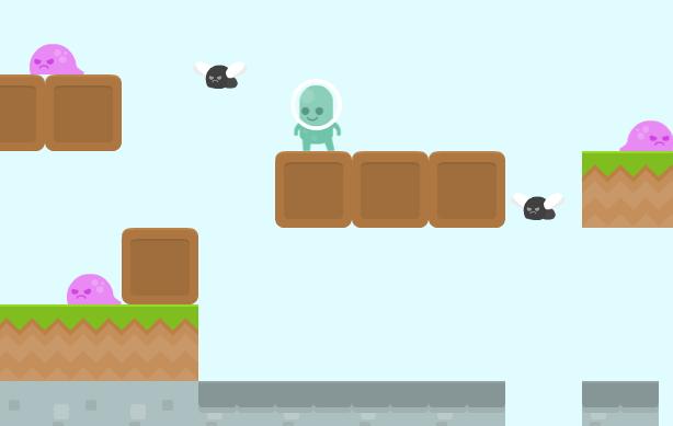 Adding Enemies to a HTML5 Mario-Style Platformer