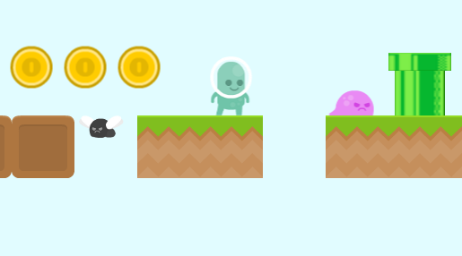 Adding Coins and Lives to the Mario-Style HTML5 Platformer