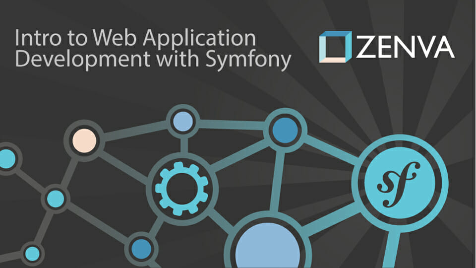 php web application development with symfony online course