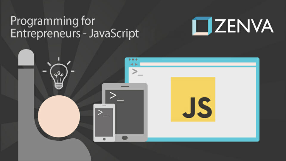 Programming for Entrepreneurs - JavaScript