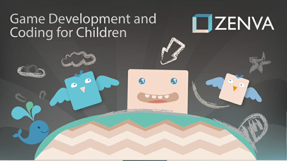 Game Development and Coding for Children (90% OFF)