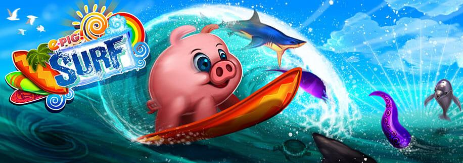 ePig Games: the surfing saga