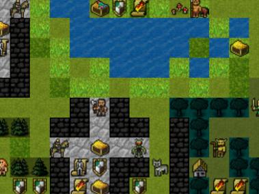 Huungree RPG Development Diaries - Level Creation Process
