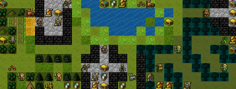 Huungree RPG Development Diaries - Level Creation Process
