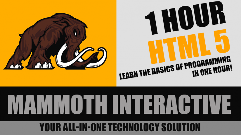 HTML5 Tutorial by John Bura