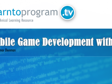 Mobile Game Development with iOS