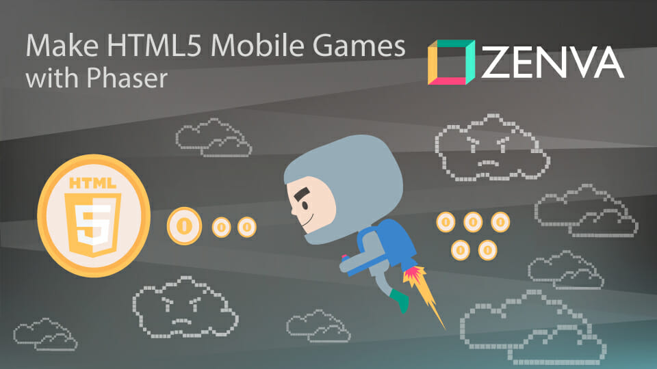 HTML5 Game Development with Phaser