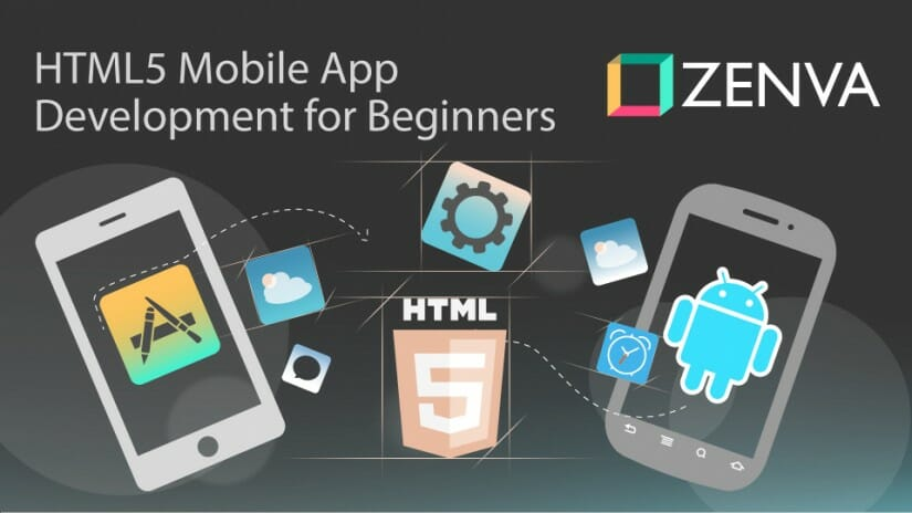 HTML5 Mobile Apps for Beginners