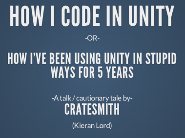 how to code in unity