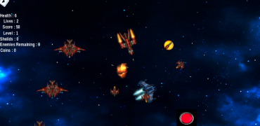 Defend the Earth with the Outer Limit War game!