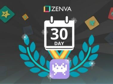 Zenva 30-day App Challenge