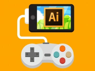 Mobile Game Development Artwork