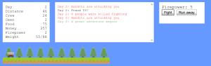 battles text game html5