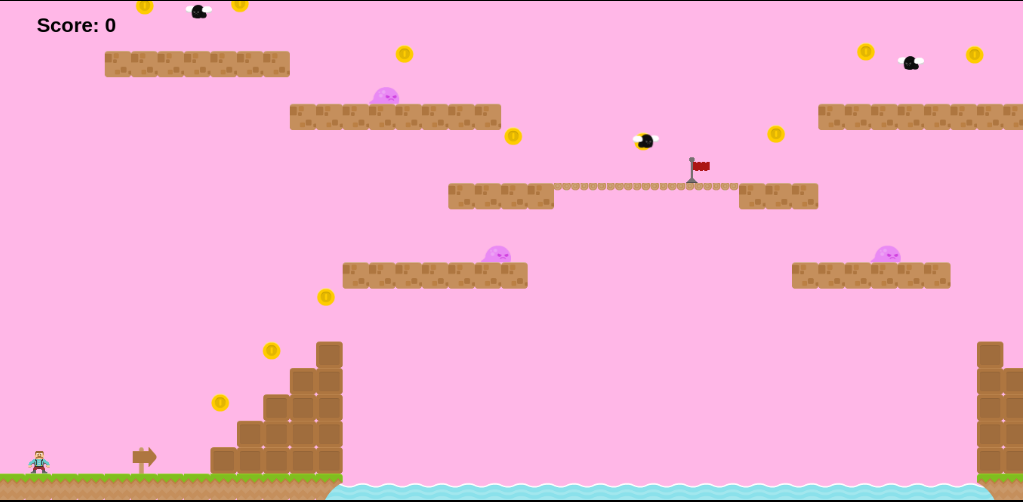Platformer Tutorial with Phaser and Tiled – Part 2