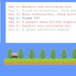 javascript text game js13kgames tutorial