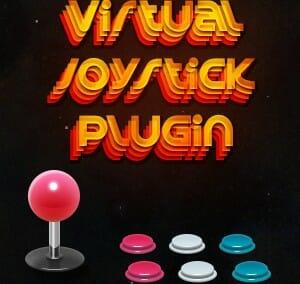 premium phaser plugin - virtual joystick