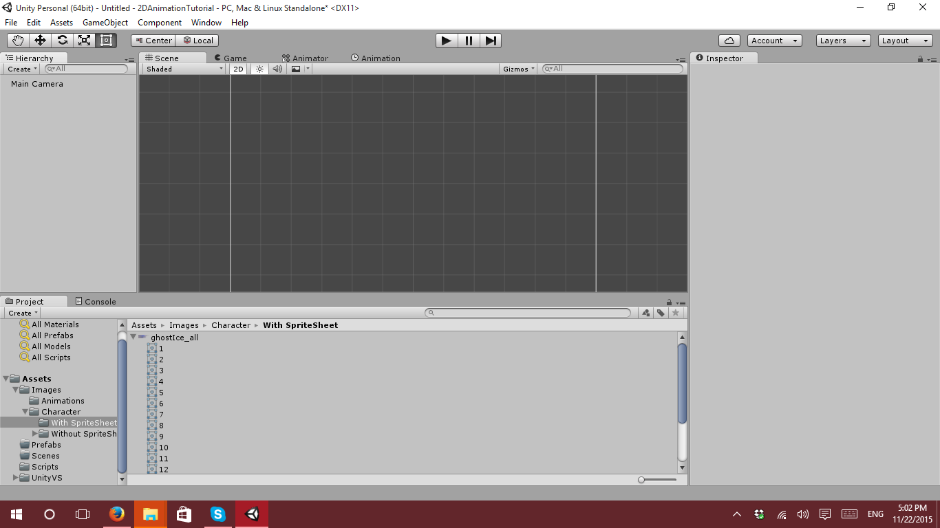 Unity Sprite Look At Mouse