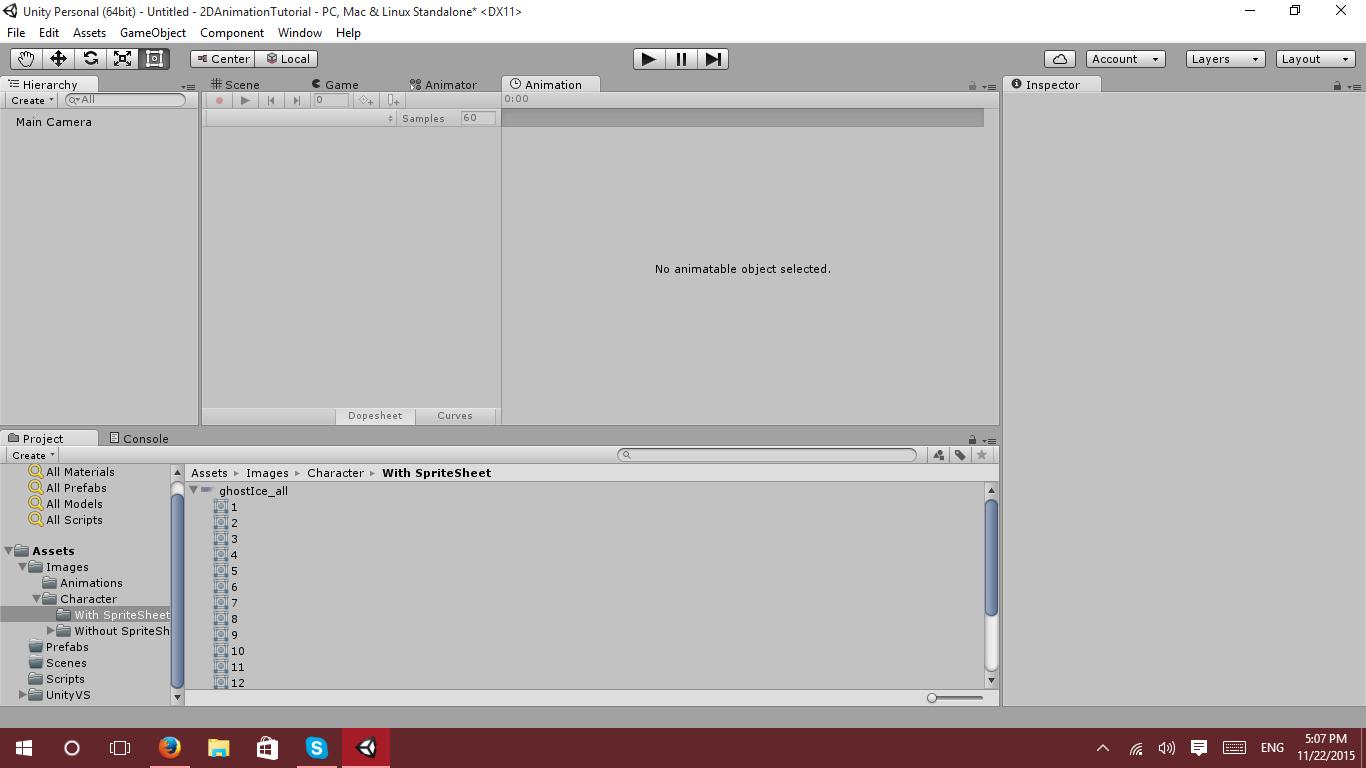 Understanding 2D Animations in Unity3D – Zenva