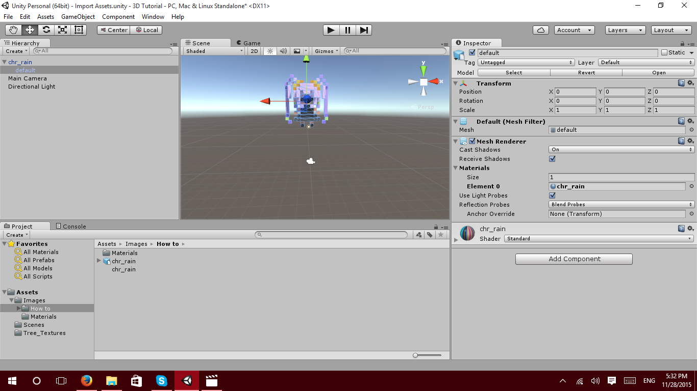 Fundamentals of 3D Development with Unity3D – GameDev Academy