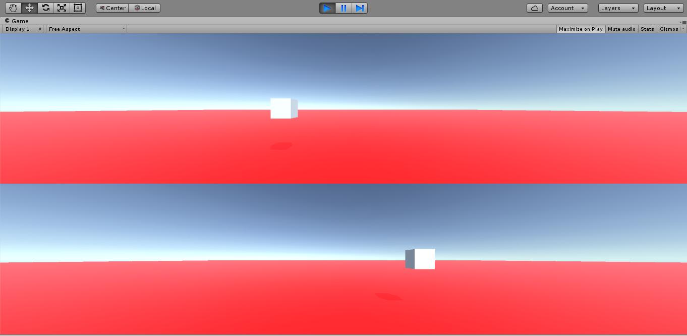 SplitScreen Example 2