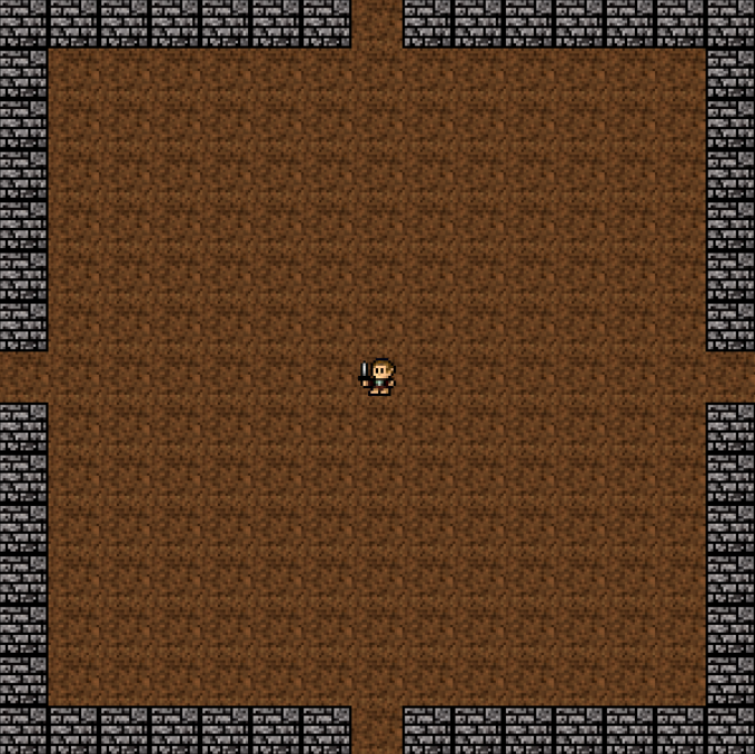How to Procedurally Generate a Dungeon in Phaser – Part 1