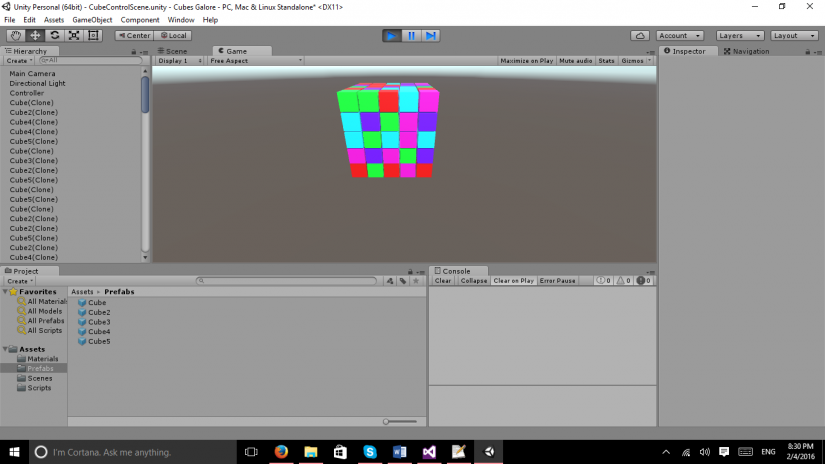 How to Build 3D Algorithms with Unity3D – Zenva