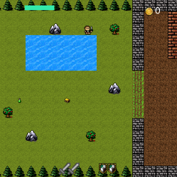 How to Create a Game HUD Plugin in Phaser