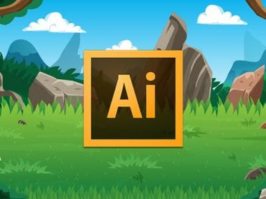 Make your own 2D Game Backgrounds with Adobe Illustrator