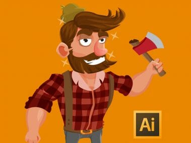 Create Detailed and Poseable Characters in Adobe Illustrator
