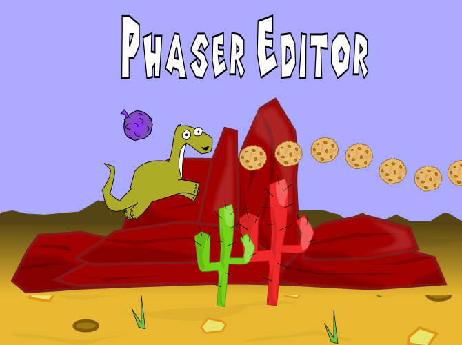 Supercharge your Phaser development with the Phaser Editor IDE
