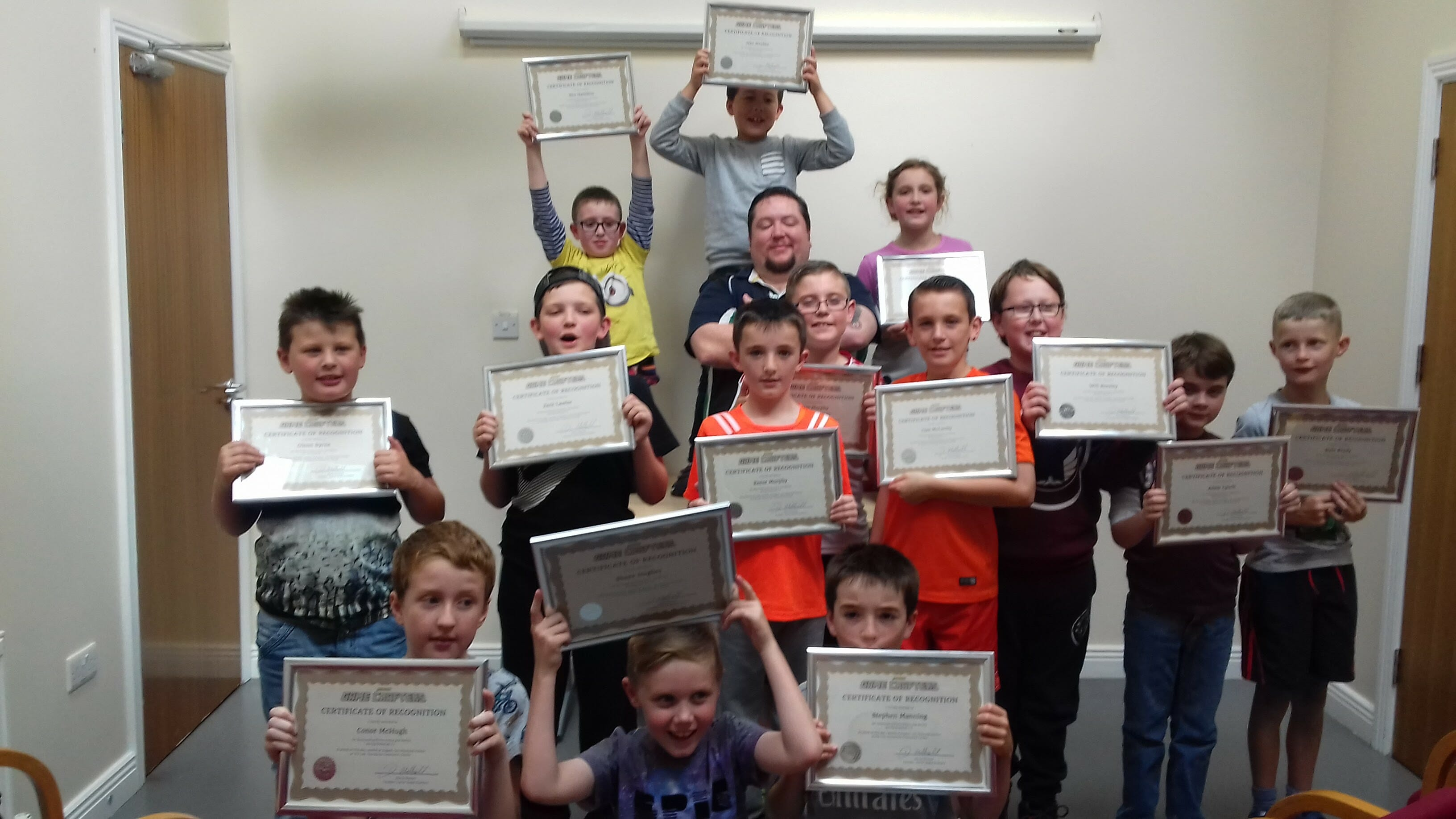 Junior Game Crafters – Teaching Kids to Make Games