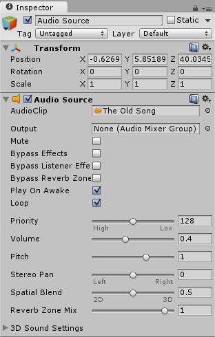 Completed Audio Listener