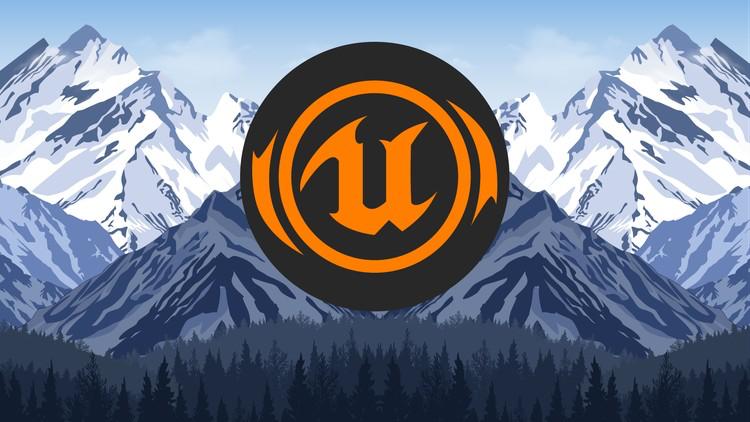 Unreal Engine for Beginners – Build 5 Games – Zenva