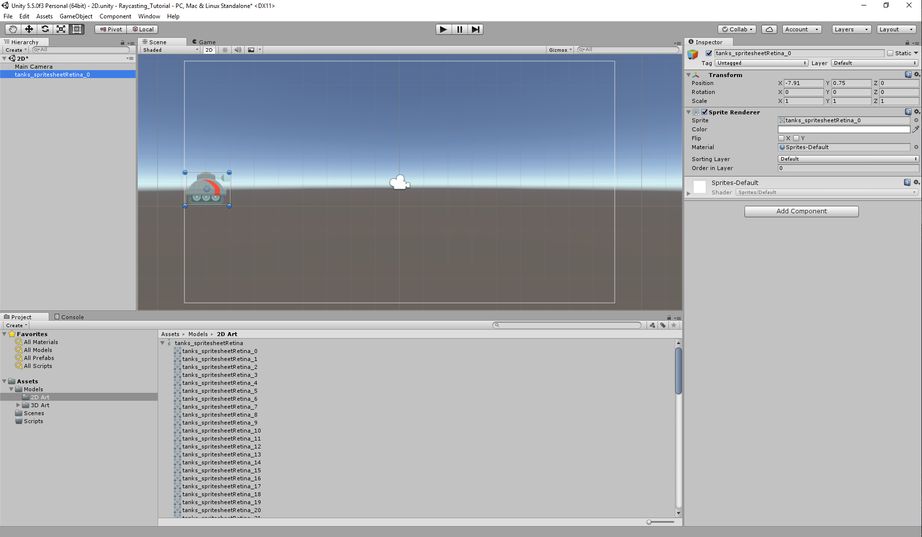 Learn and Understand Raycasting in Unity3D – Zenva