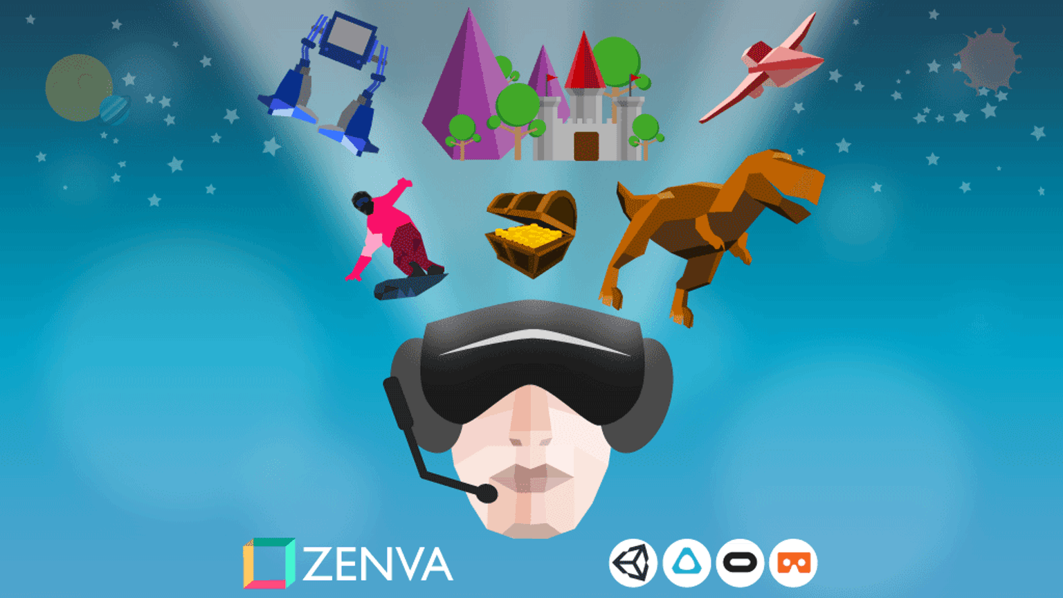 The Complete Virtual Reality Game Development Course