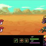 Turned-based battle screen for Unity RPG