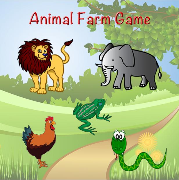 Student Success Story — Animal Farm Game by Mehmet Sarica