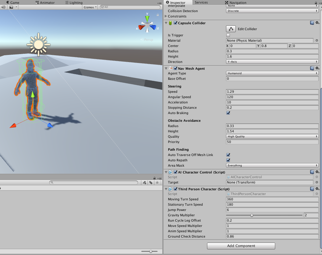 Learn Unity's NavMesh by Creating a Click to Move Game