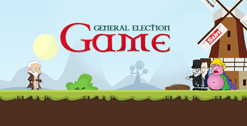 Student Success! The General Election Game by Salvatore Tedde