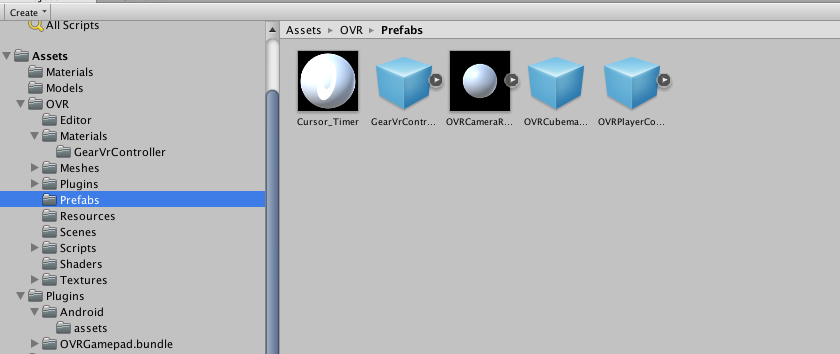 Developing for the Gear VR Controller – GameDev Academy