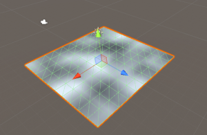 Tile game object with height map applied