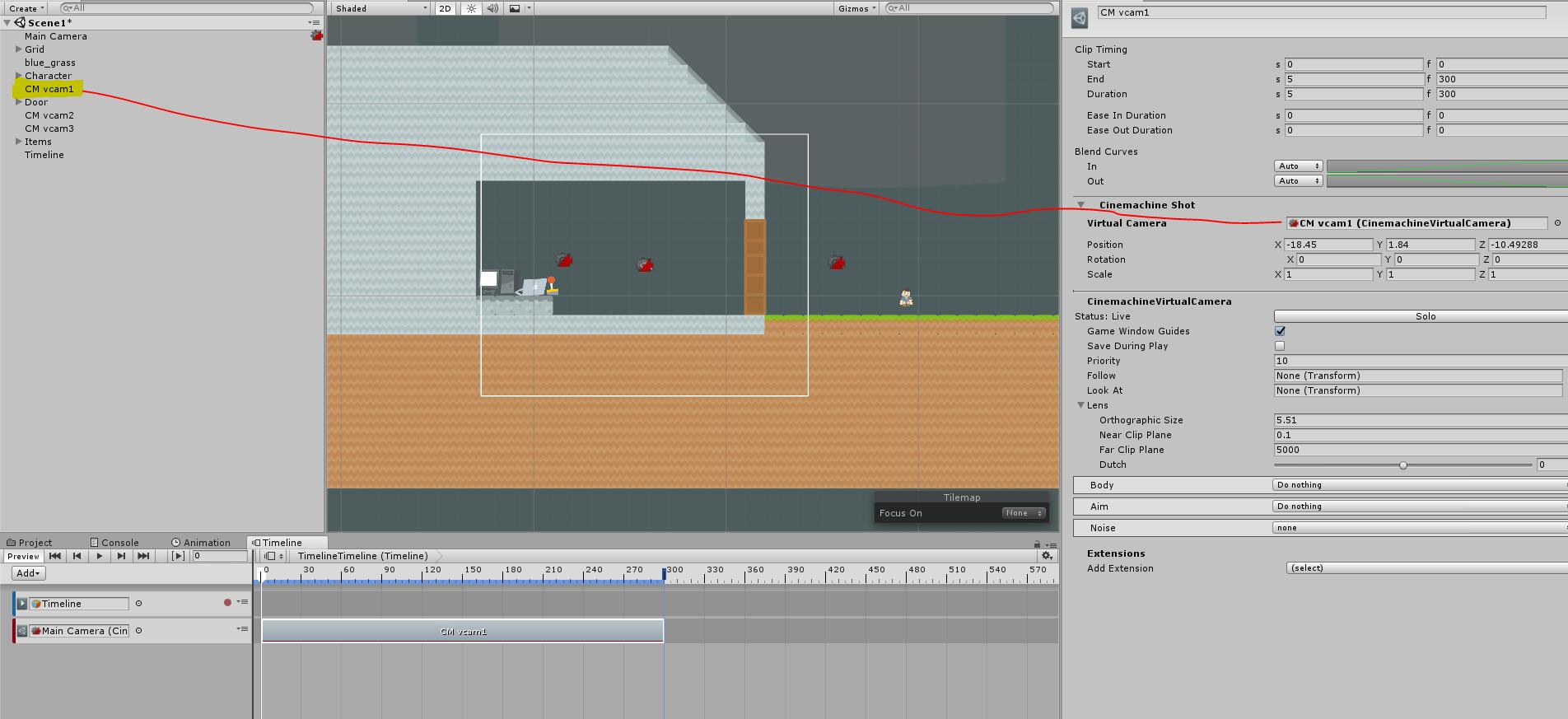 Cinemachine and Timeline Editor for Unity 2D Game Development – Zenva