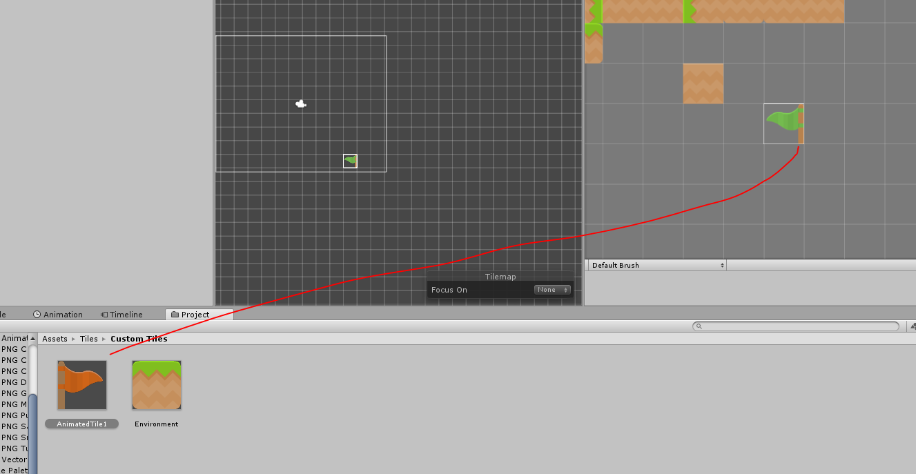 2d Tilesets Unity 2D Tilemap Asset Workflow From Image to Level