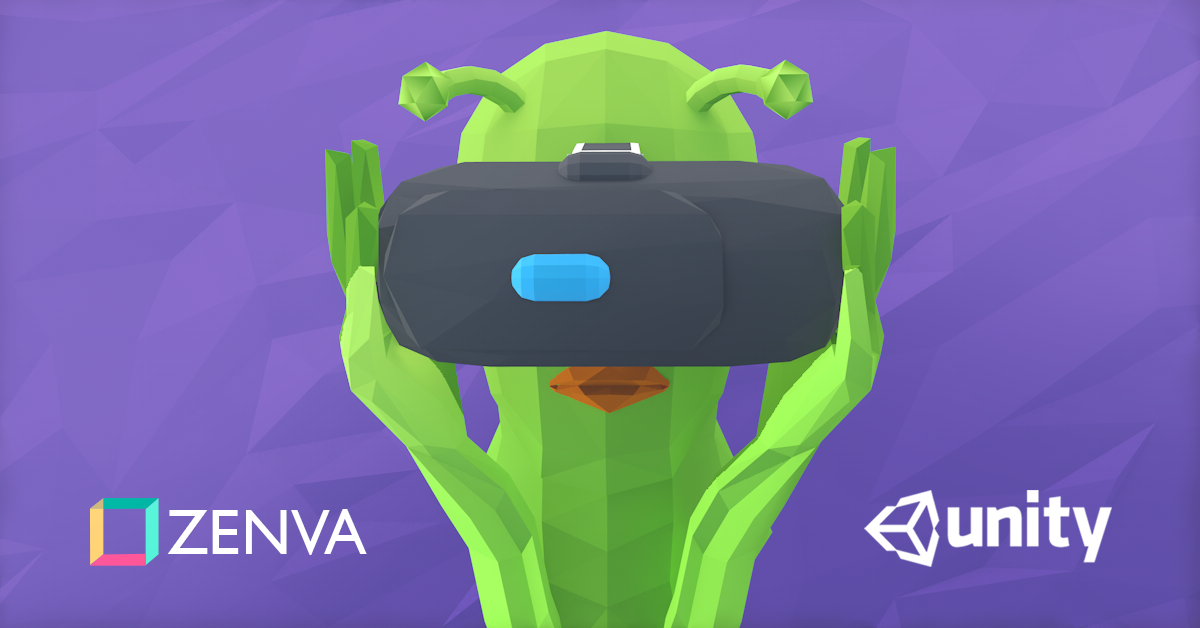 Free eBook – VR Game Development with Unity for Human Beings
