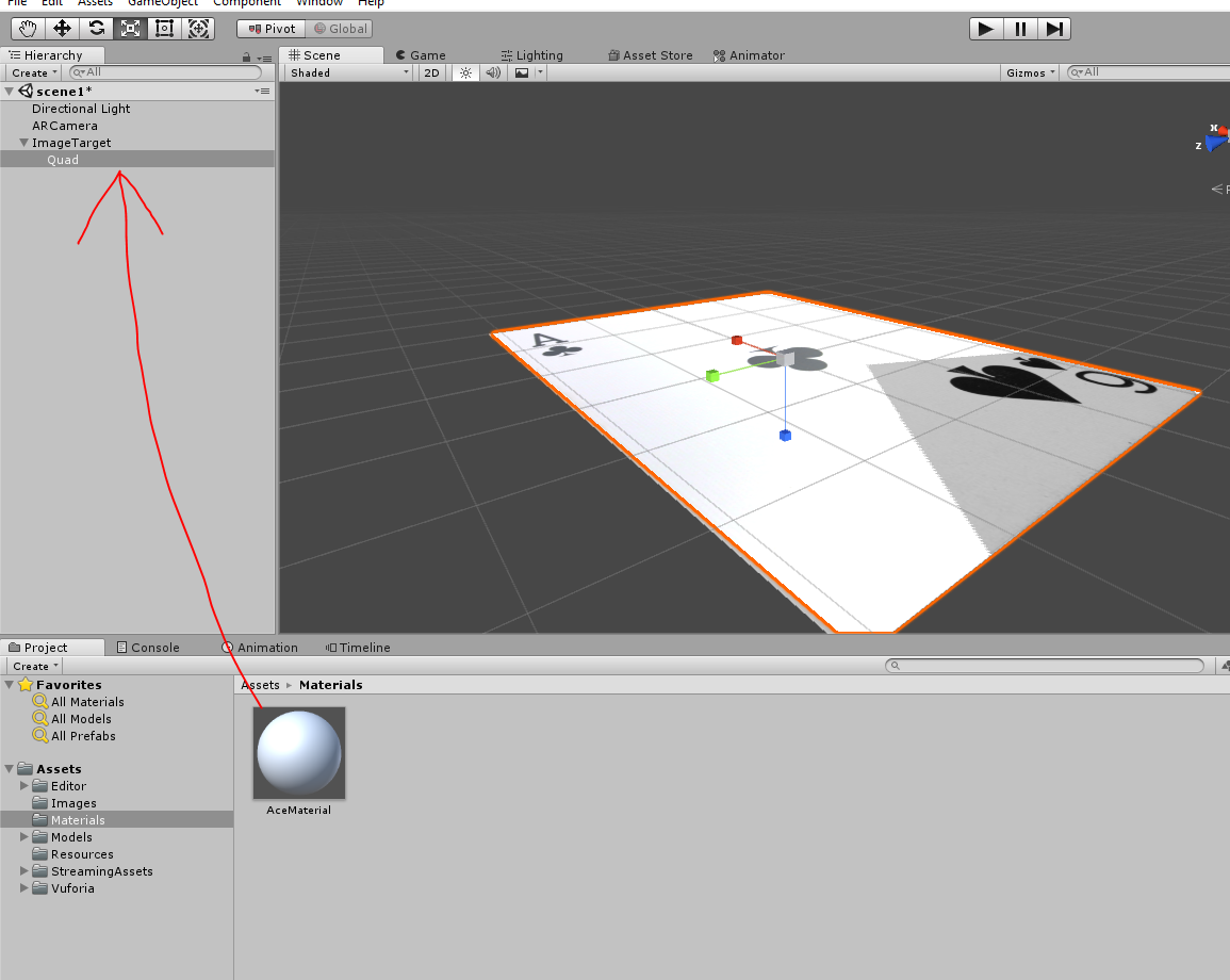 Augmented Reality Game Development with Unity and Vuforia – Zenva
