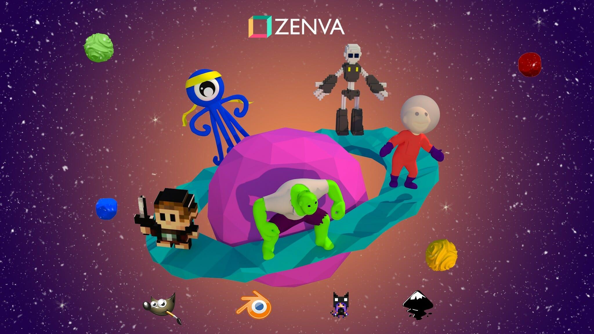 The Unity Game Development Mini-Degree