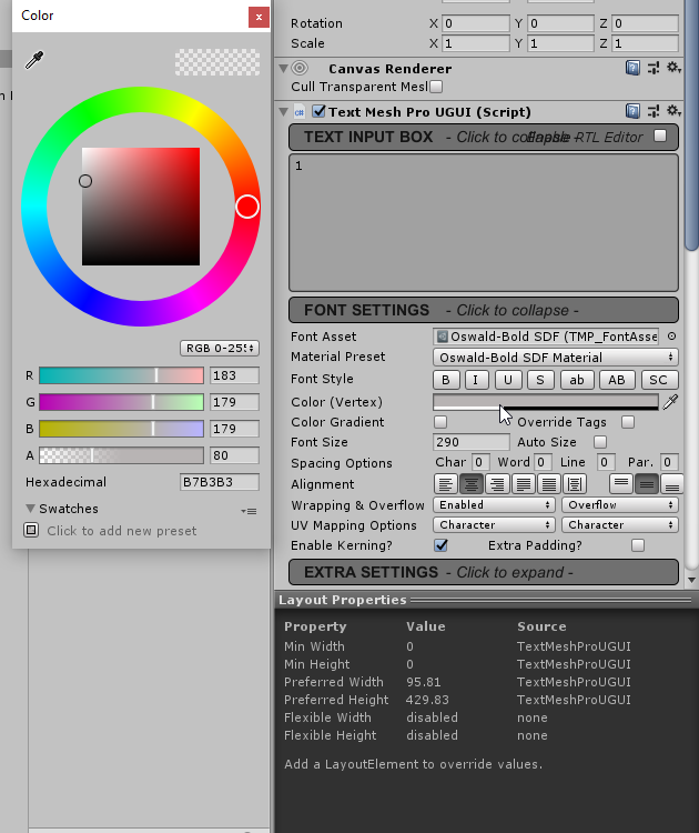 Unity Change Scale Of Instantiated Object