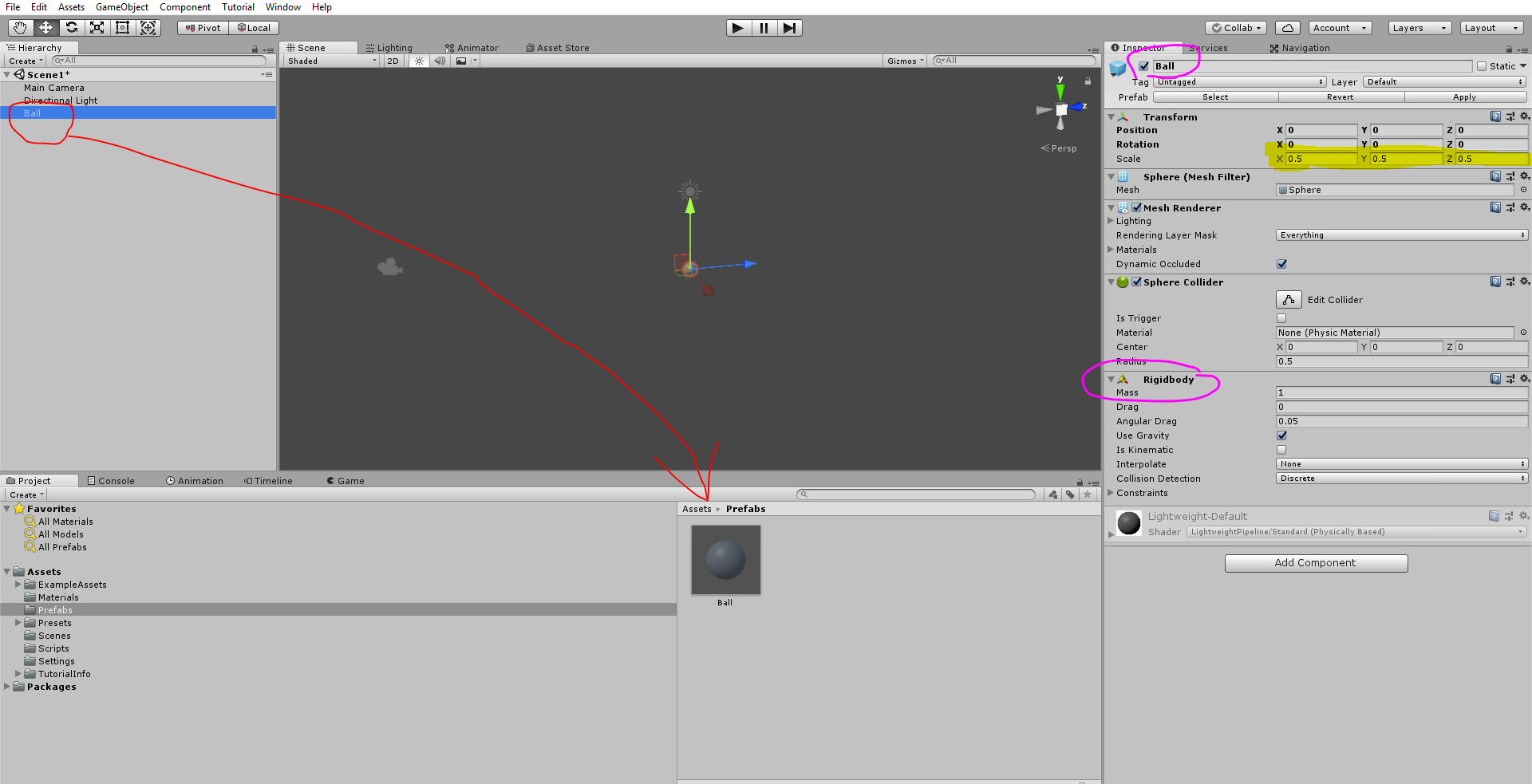 Creating a 3D Smash Game in Unity – Part 1 – Zenva